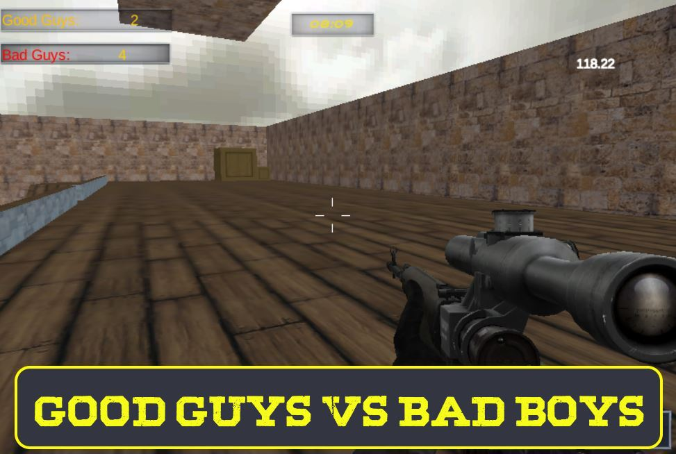 Good Guys vs Bad Guys